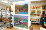 Fine Art Finds: Let Lake-Inspired Art Set Your Scene