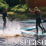 Make a Splash | Exercise Enthusiasts Offer Advice for Using the Water