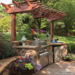 Let's Step Outside | Outdoor Kitchens Expand Possibilities for Multi-season Enjoyment