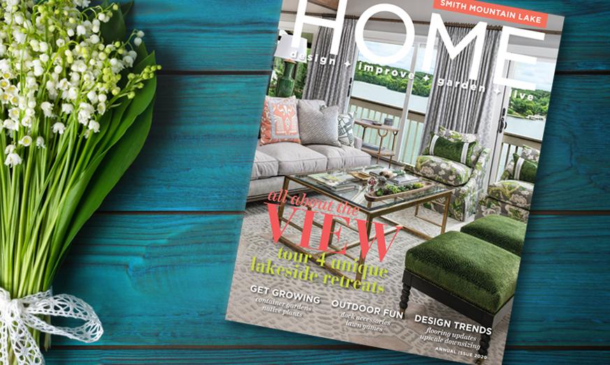 Smith Mountain Lake Home Magazine 2020