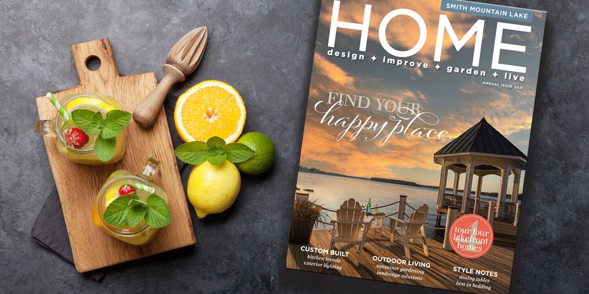 Smith Mountain Lake HOME Magazine 2021